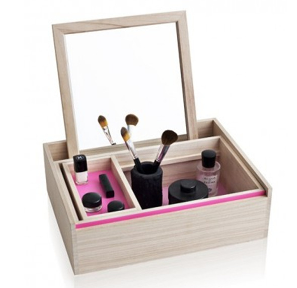 Tentation Beauté – La boîte à maquillage Balsabox
