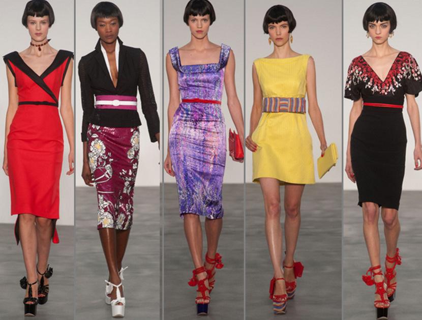 Les meilleur de la Fashion Week de Londres: Jour 3