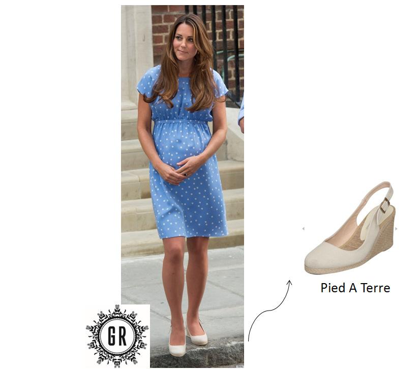 Je veux le même look que Kate Middleton