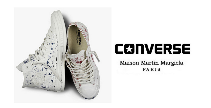 Tentation Mode – Converse x Maison Martin Margiela