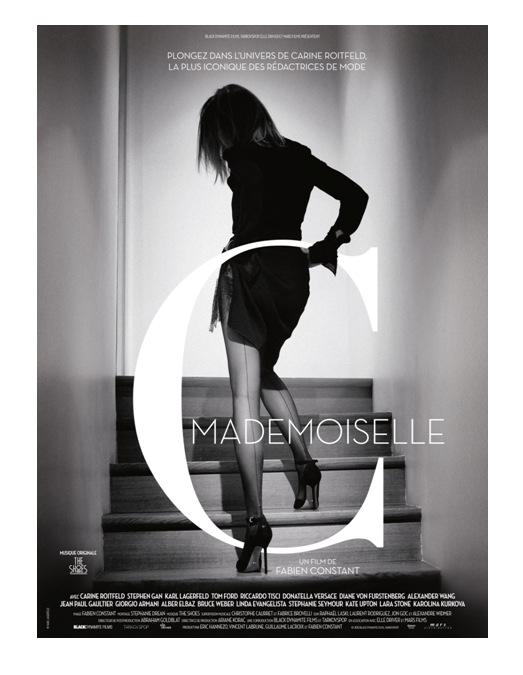 J'ai vu Mademoiselle C