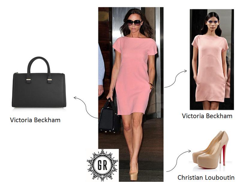 Je veux le même look que Victoria Beckham