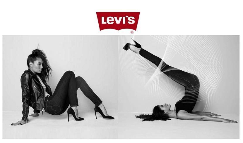 Grazia célèbre le lancement du Jean Revel de Levi's