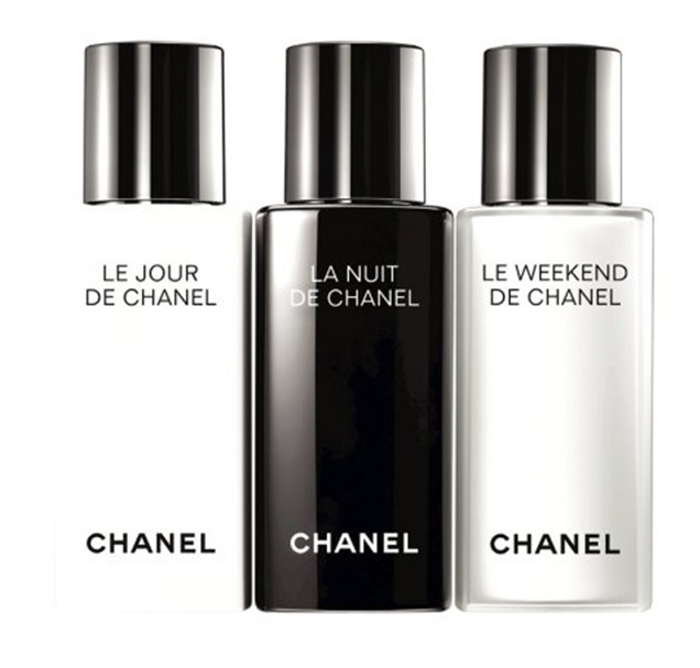 Tentation beauté – Jour, Nuit, Weekend de Chanel