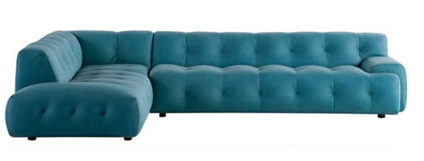 Tentation design canap blogger roche bobois blooming for Canape lit convertible roche bobois