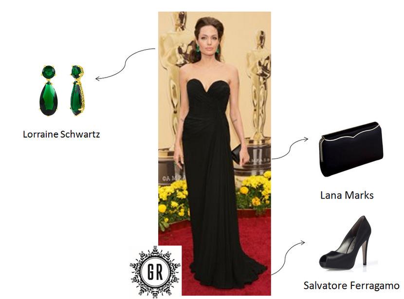 Je veux le même look que Angelina Jolie