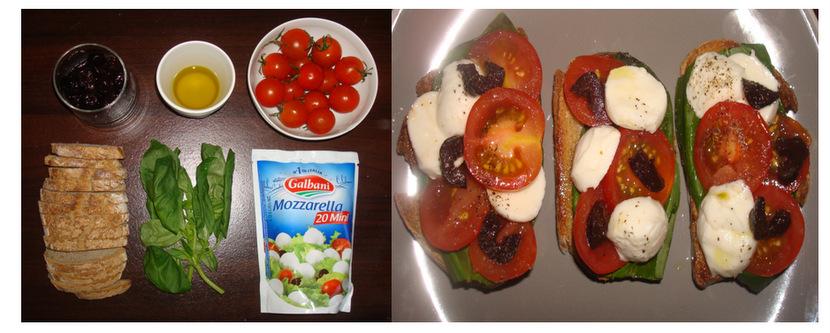 Menu de la semaine – Tomate, oeuf, rouget, figue…