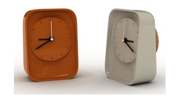Tentation design – Horloge Swell Ceramic