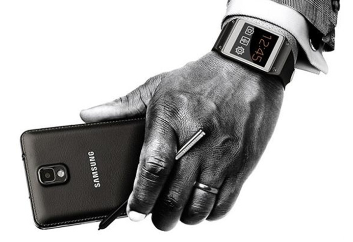 Tentation design – Samsung lance une Smart Watch