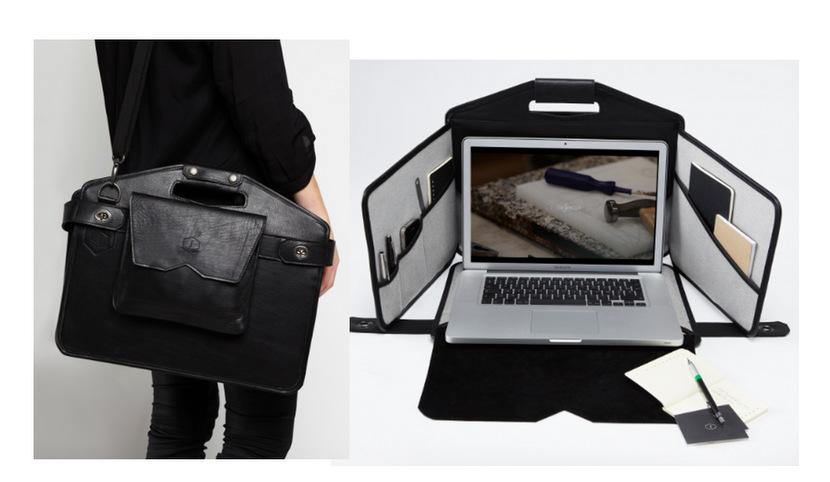 Tentation Design – piKs révolutionne l'attaché-case