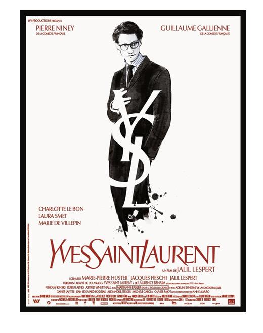 J'ai vu le film «YSL» de Jalil Lespert