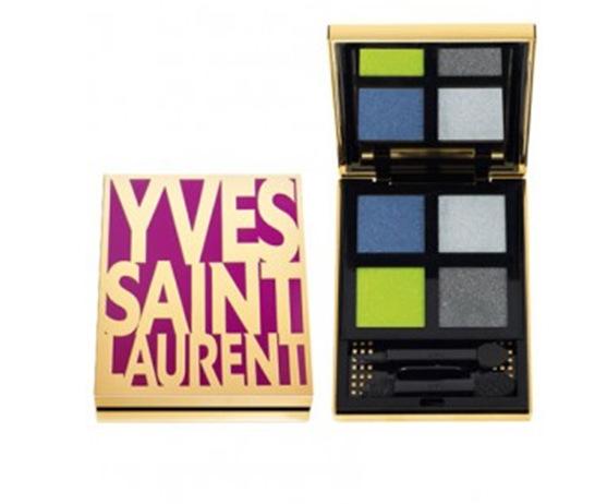 Tentation Beauté – Palette Chromatics Saint Laurent