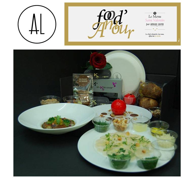 Spécial St Valentin – J'ai testé la Box du Chef Lohyer