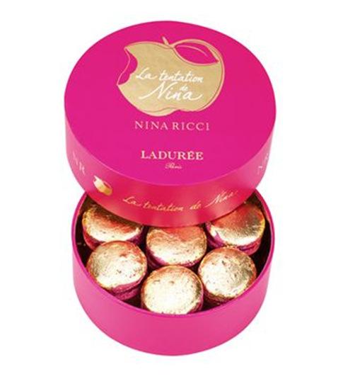 Tentation Design – Macarons Ladurée x Nina Ricci