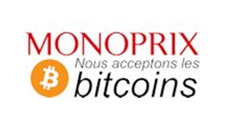 Monoprix-bitcoin