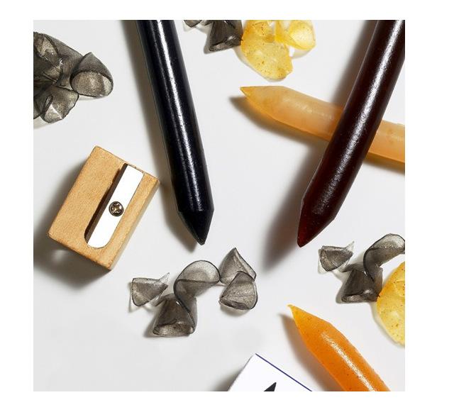 Tentation Design – Le crayon condiment du Purgatoire