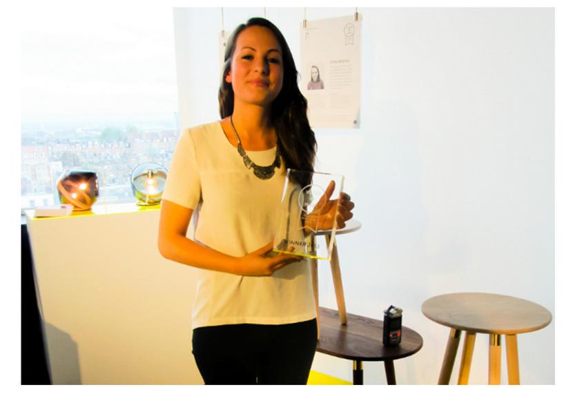 josie-morris-emerging-talent-award-2013-par-made.com