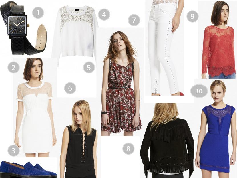 Les 10 pièces incontournables The Kooples à shopper