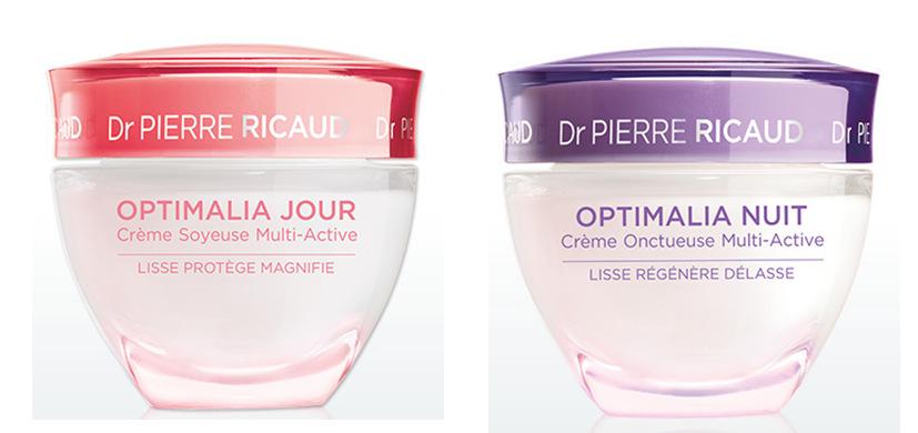 Tentation Beauté – Crèmes Optimalia du Dr Pierre Ricaud