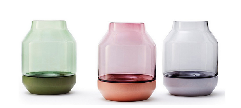 Tentation Design – Vases Elevated de Muuto