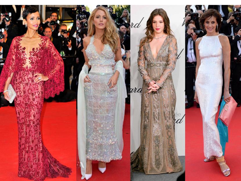 Look du jour – Spécial Festival de Cannes J2