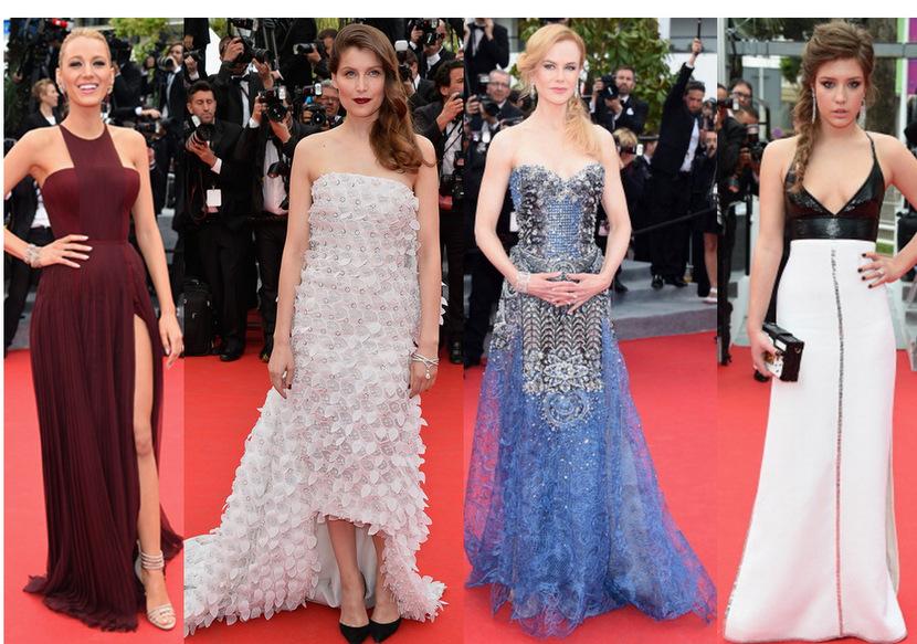 Look du jour – Spécial Festival de Cannes J1