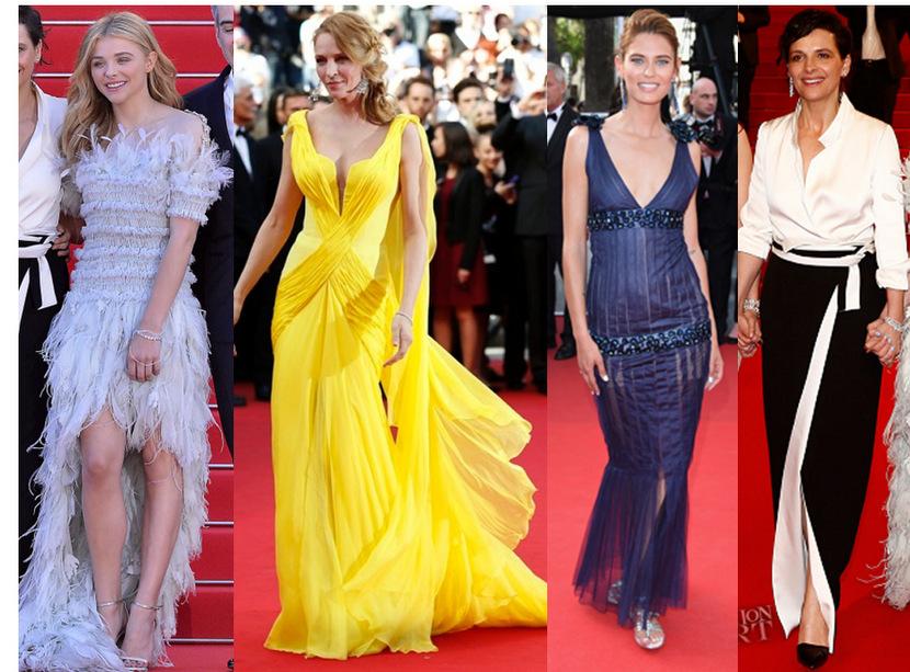 Look du jour – Spécial Festival de Cannes J10