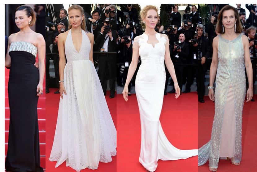 Look du jour – Spécial Festival de Cannes J11