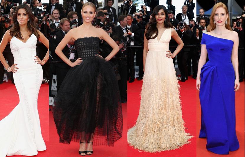 Look du jour – Spécial Festival de Cannes J4