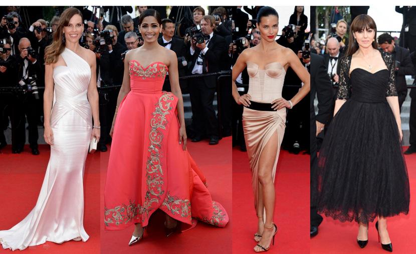 Look du jour – Spécial Festival de Cannes J5