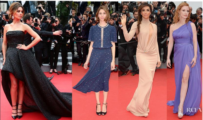 Look du jour – Spécial Festival de Cannes J6