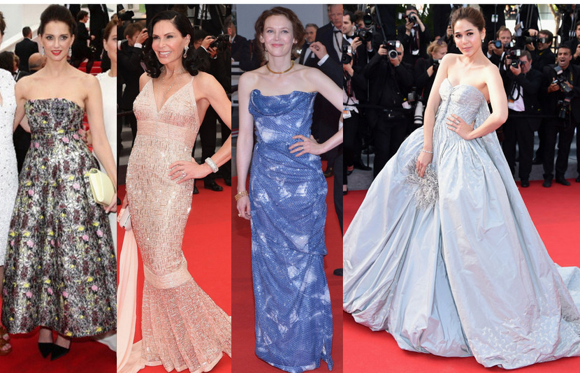 Look du jour – Spécial Festival de Cannes J9