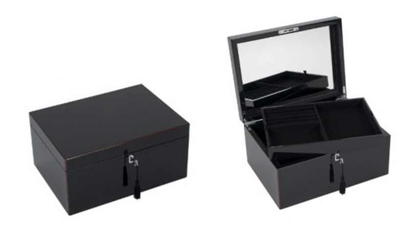 coffret bijoux design. Black Bedroom Furniture Sets. Home Design Ideas