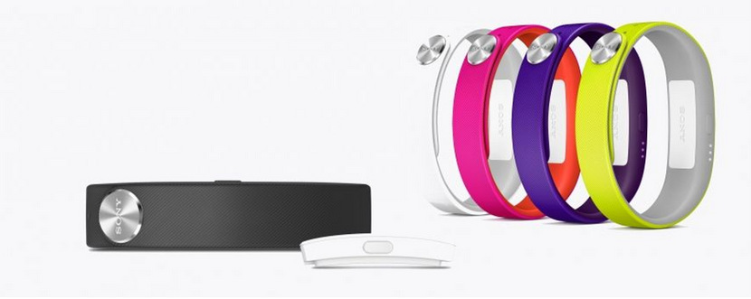 Tentation Design – Bracelet Smartband Sony
