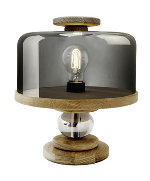 Tentation Design – Lampe Bake me a cake