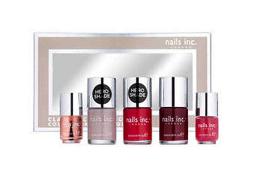 Tentation Beauté – Coffret vernis Nails Inc