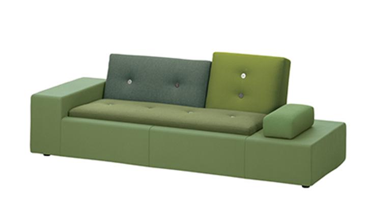 Tentation Design – Canapé Polder Vitra