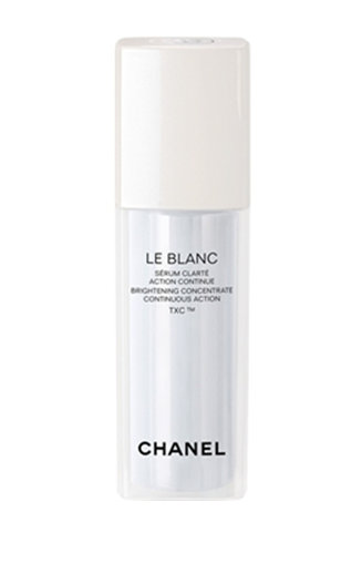 Tentation Beauté – Sérum Le Blanc Chanel