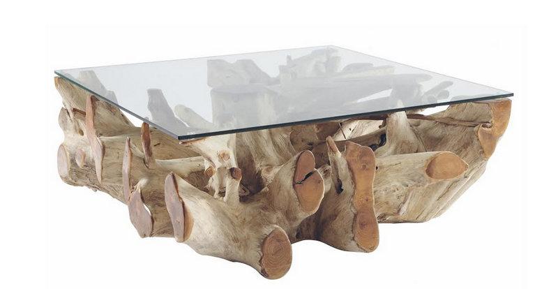Tentation Design – Table Basse Sarannah Now's Home