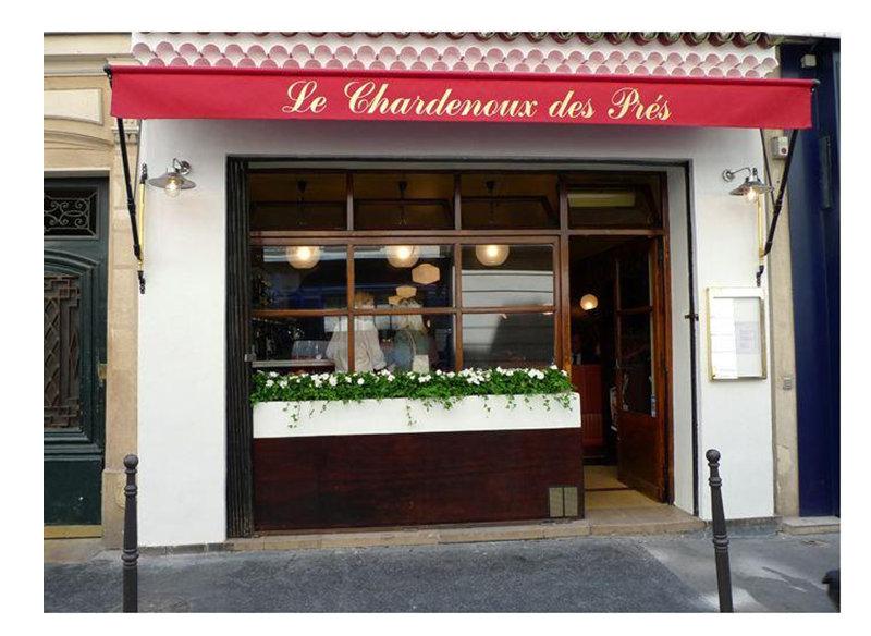 J'ai testé le restaurant Le Chardenoux des Près