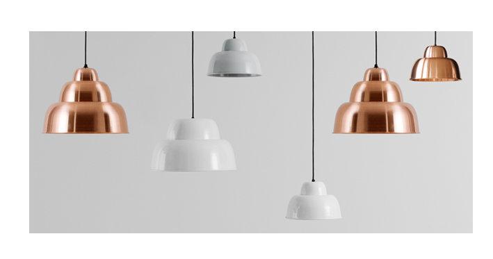 Tentation Design – Lampe Levels de Form Us With Love