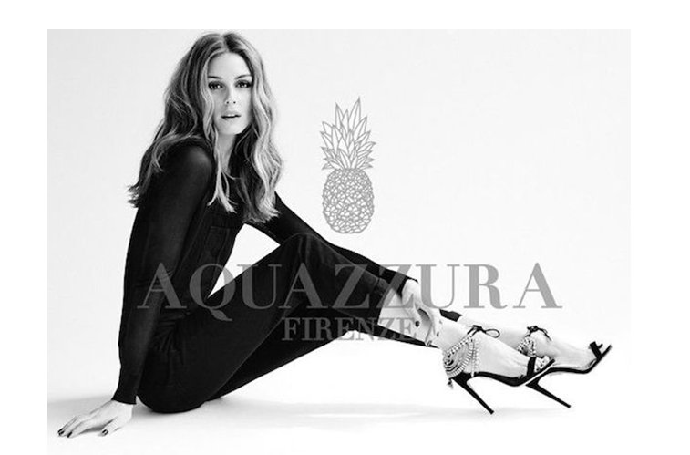 Tentation Mode – Aquazzura x Olivia Palermo