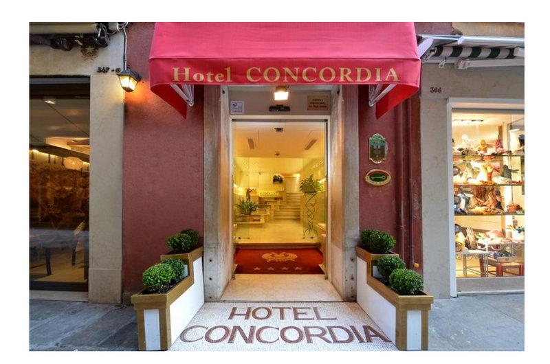 Les plus beaux hôtels de Venise – L'Hôtel Concordia****