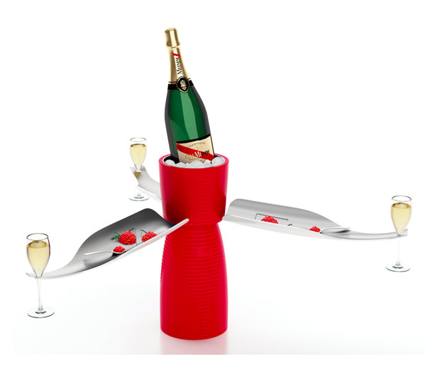 Tentation Gourmande – Coffret G.H. Mumm Art of Pairing