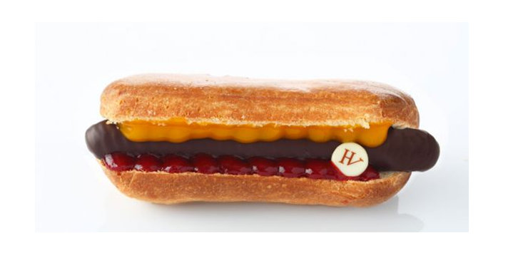 Tentation Gourmande – Hot Dog sucré d'Hugo & Victor