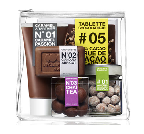 Tentation Gourmande – Kit de Choc Chocolat de Christophe Adam