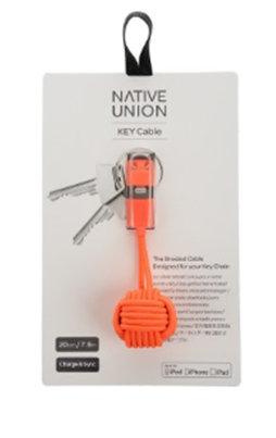 Tentation High-Tech – Porte-clés «Key Cable» de Native Union