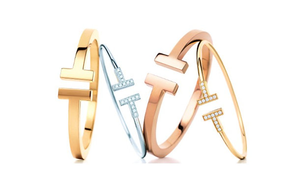 Tentation Mode – Collection T de Tiffany & Co