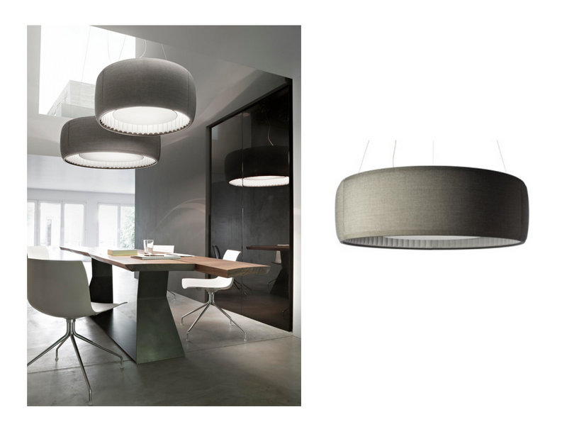 ampm luminaire suspension trendy suspension duo design e gallina grand modle ampm with ampm. Black Bedroom Furniture Sets. Home Design Ideas
