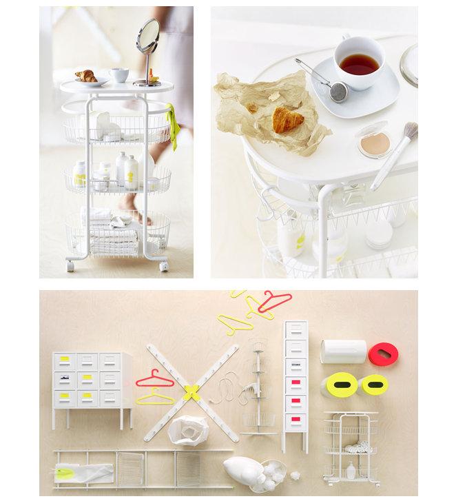 Tentation Design – Collection capsule pour salle de bains « Sprutt » d'Ikea